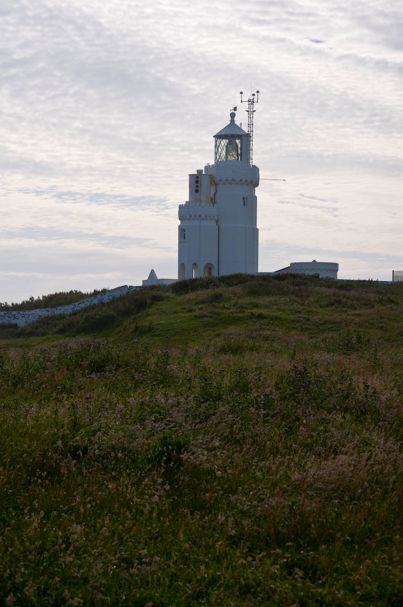 St. Catherine's lighthouse, Isle of Wight, UK - www.rossiwrites.com