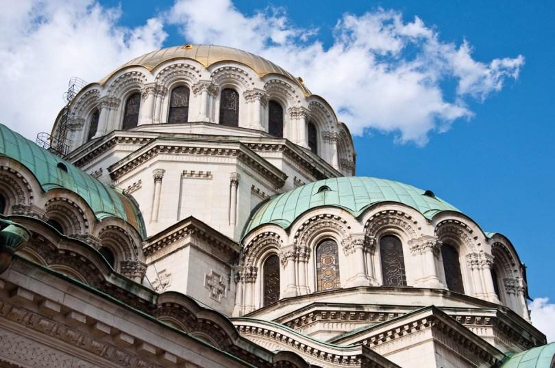 St Alexander Nevski Cathedral, Sofia, Bulgaria - www.rossiwrites.com
