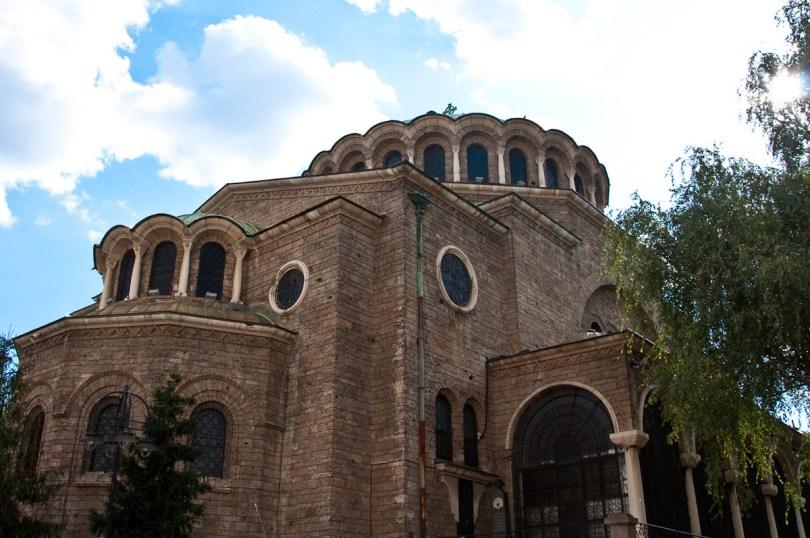 St. Nedelya's Church, Sofia, Bulgaria - www.rossiwrites.com