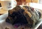 A coal brioche - Vicenza, Italy - www.rossiwrites.com