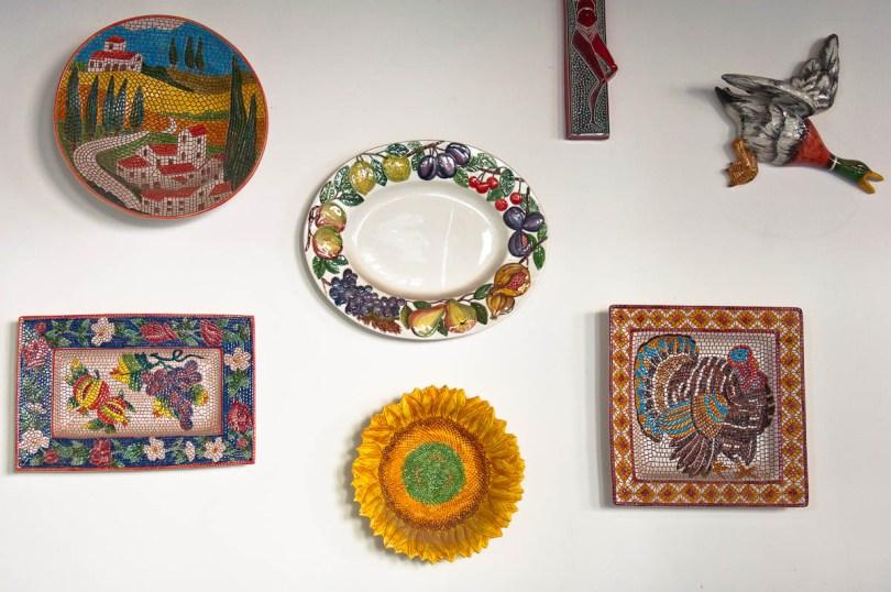 Ceramic Art - Nove, Italy - www.rossiwrites.com