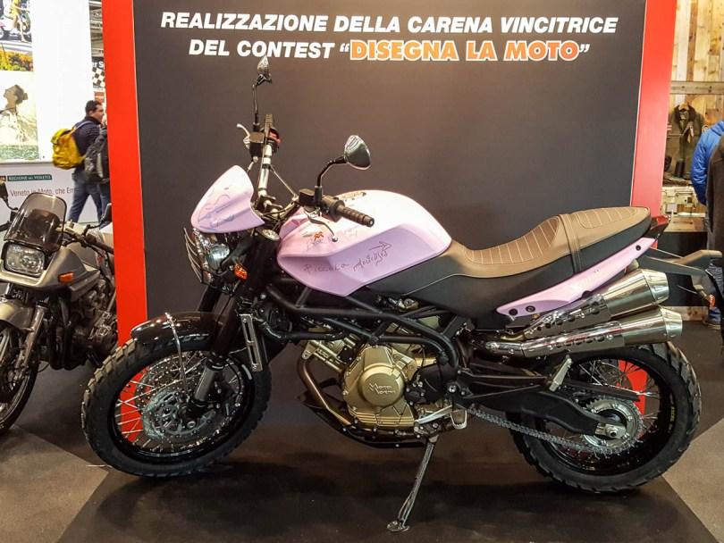 Verona Motor Bike Expo 2017, Italy - www.rossiwrites.com