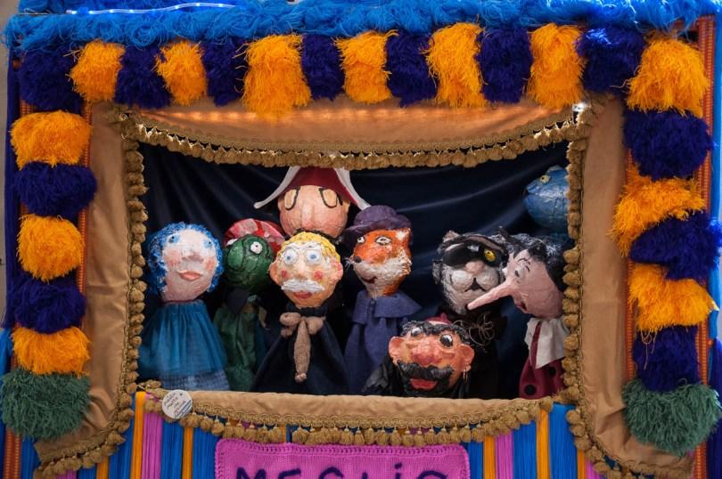 A handmade theatre - Abilmente Primavera 2017 - Vicenza, Italy - www.rossiwrites.com