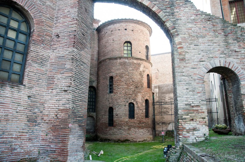 Basilica of San Vitale - Ravenna, Emilia Romagna, Italy - www.rossiwrites.com