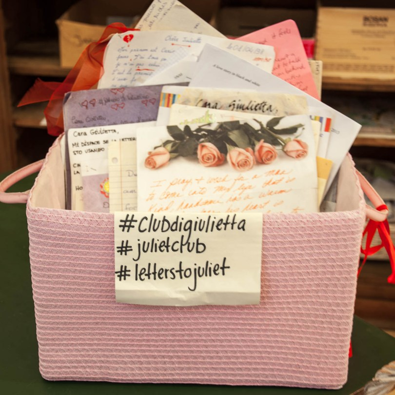 Letters to Juliet - Verona, Italy - www.rossiwrites.com