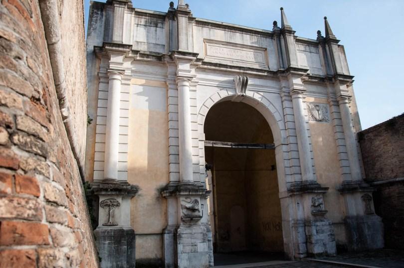 The Porta Adrians - Ravenna, Emilia Romagna, Italy - www.rossiwrites.com