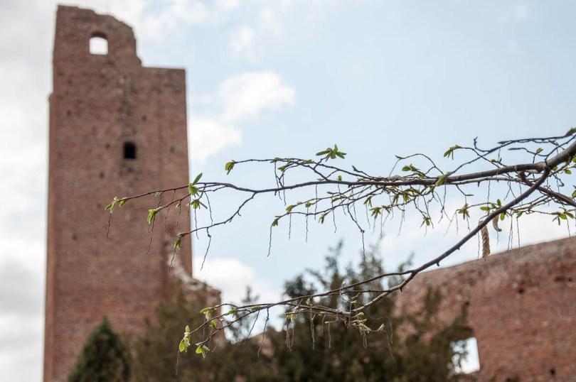 The Rocca - Noale, Veneto, Italy - www.rossiwrites.com