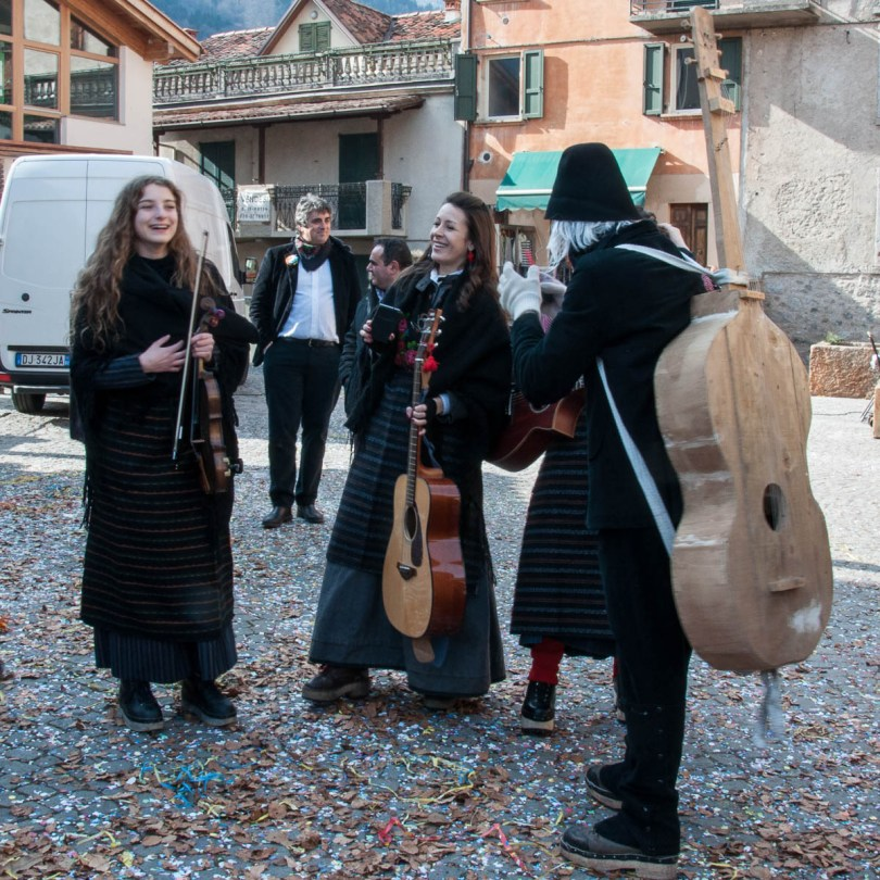 The merry band - Bagolino, Lombardy, Italy - www.rossiwrites.com