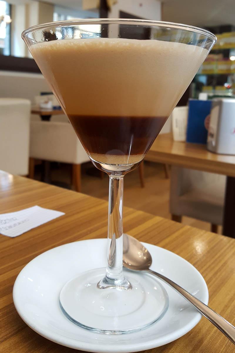 Caffe Shakerato - Vicenza, Italy - www.rossiwrites.com