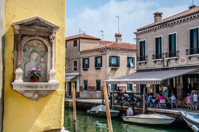 View of the island of Murano - Venetian Lagoon, Italy - rossiwrites.com
