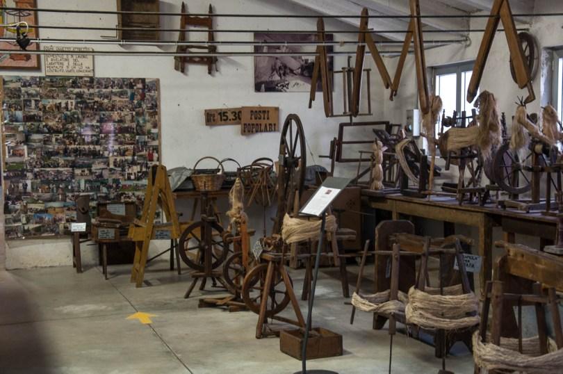Museum of Village Life Carlo Etenli - Grancona, Berici Hills, Veneto, Italy - www.rossiwrites.com