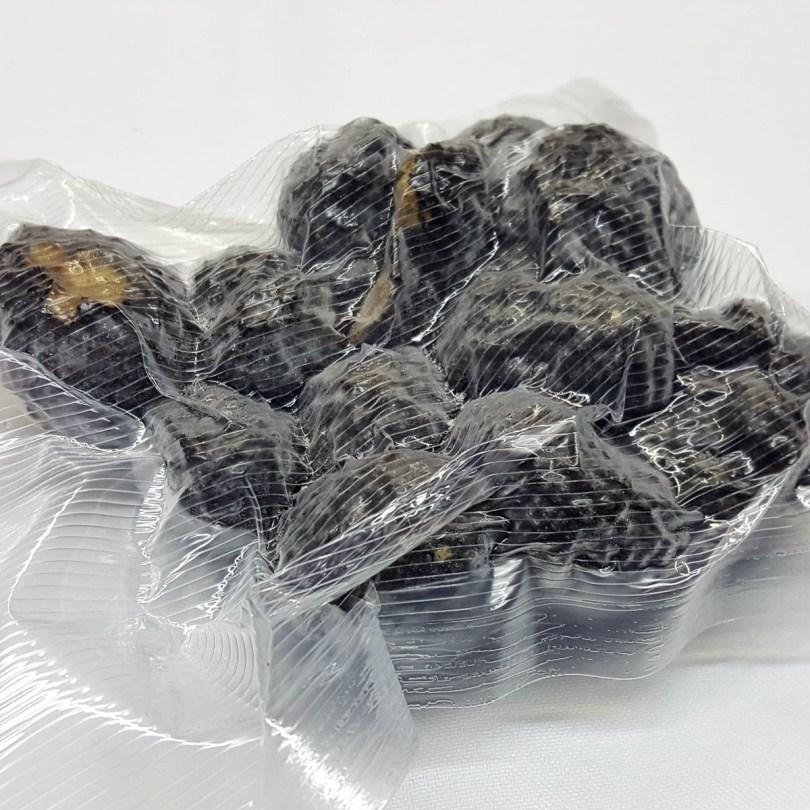 The frozen truffles - Lumignano Truffle Festival - Veneto, Italy - www.rossiwrites.com