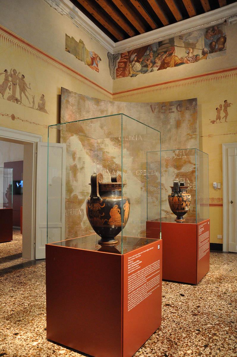 Gallerie di Palazzo Leoni Montanari - Vicenza, Veneto, Italy - www.rossiwrites.com