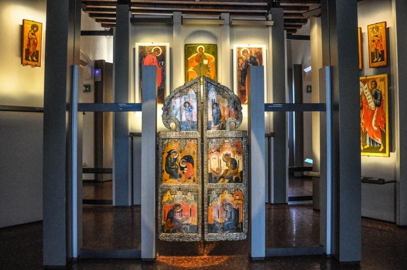 Russian Icons at Gallerie di Palazzo Leoni Montanari - Vicenza, Veneto, Italy - www.rossiwrites.com