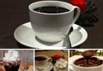 Italian hot chocolate - Vicenza, Italy - www.rossiwrites.com