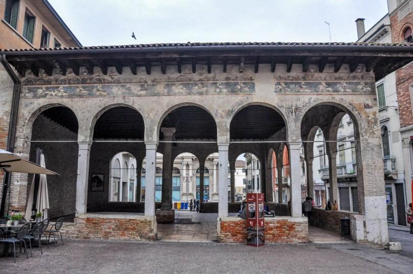 Loggia dei Cavalieri in Treviso - Veneto, Italy - www.rossiwrites.com