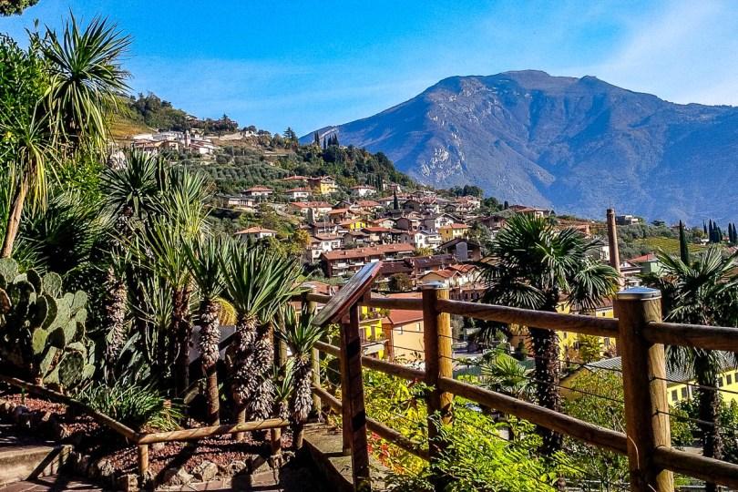 The botanical park of Cascate del Varone - Riva del Garda, Trentino - www.rossiwrites.com
