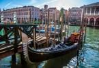 Venetian gondola - Venice, Veneto, Italy - www.rossiwrites.com