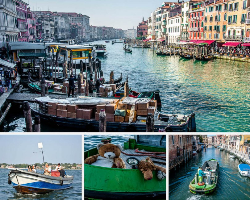 Venice Italy 15 Types Of Boats You Can Only See In La Serenissima