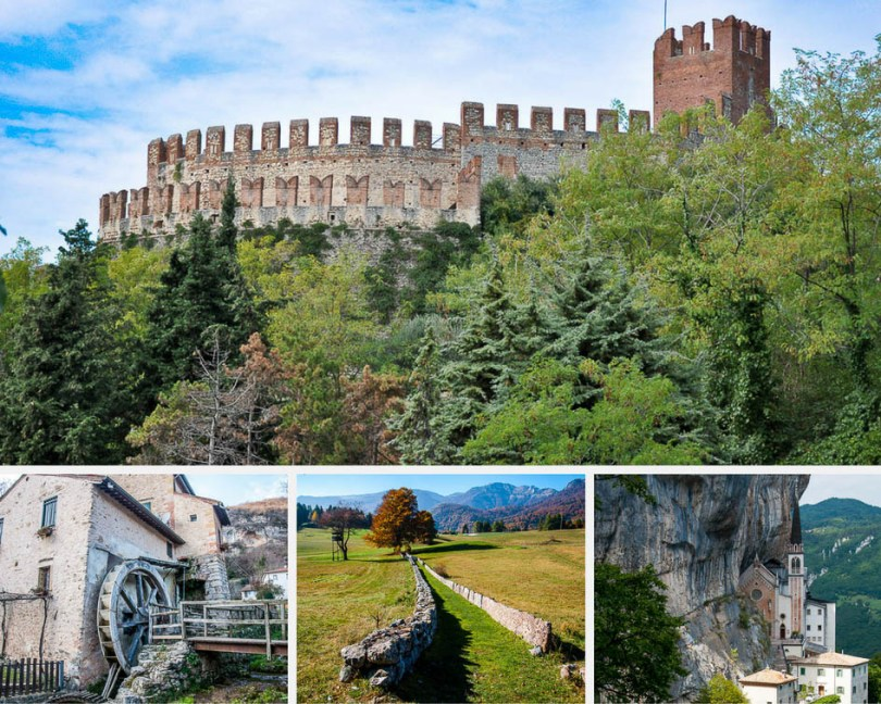 Easy Hikes from Vicenza, Italy - www.rossiwrites.com