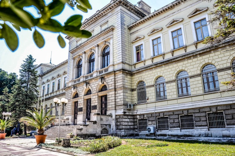 Archaeological Museum - Varna, Bulgaria - www.rossiwrites.com