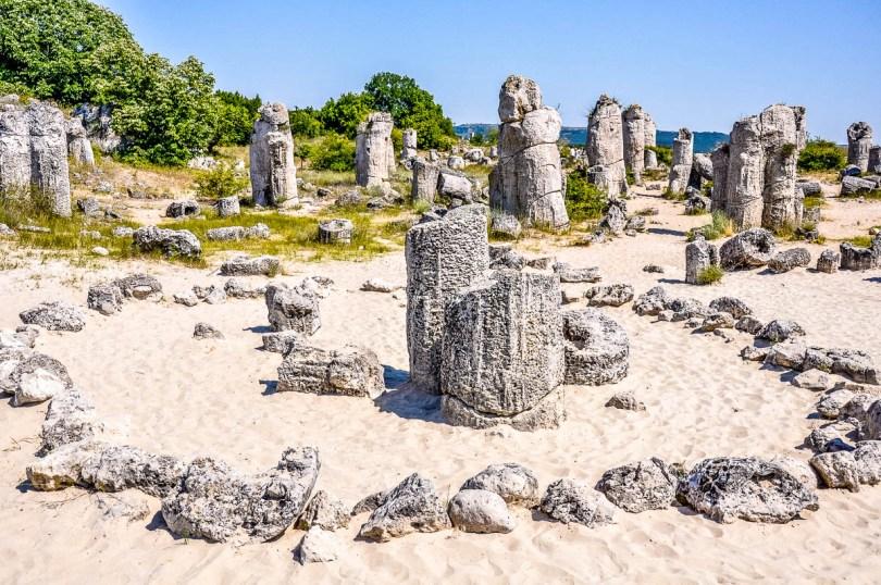 The Stone Forest - Pobiti Kamani - Varna, Bulgaria - www.rossiwrites.com