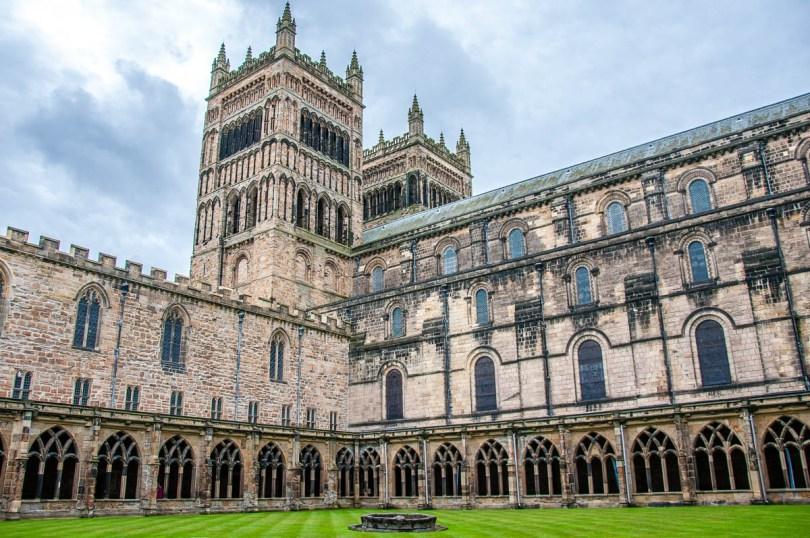 Durham Cathedral - Durham, England - www.rossiwrites.com