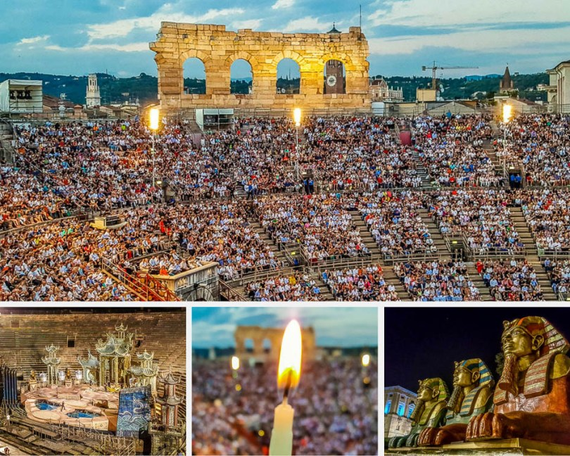 Verona Opera Festival - A Guide to Attending the World's Most Spectacular Opera Event - www.rossiwrites.com