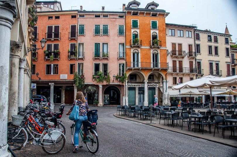 A corner of Piazza dei Signori - Vicenza, Italy - www.rossiwrites.com