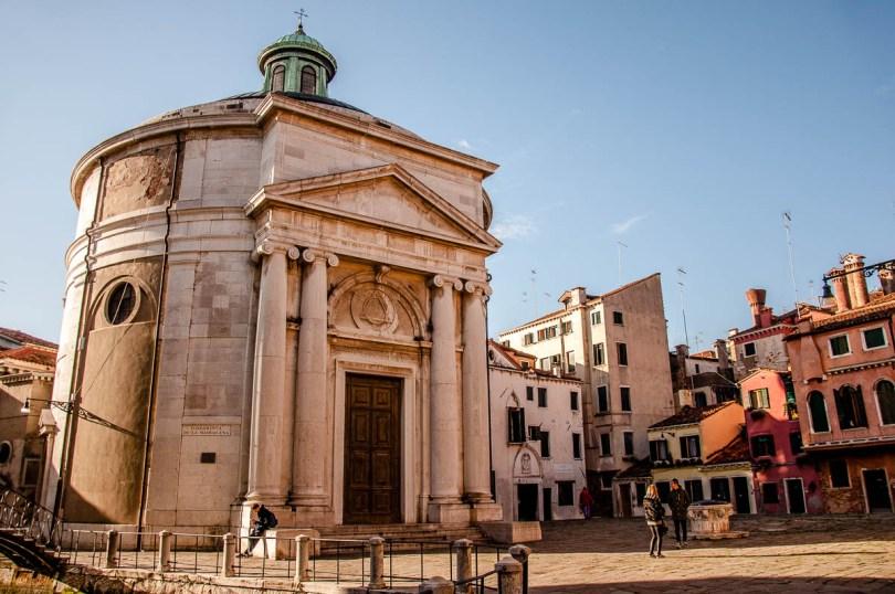 La Maddalena Church, Cannaregio - Venice, Veneto, Italy - www.rossiwrites.com