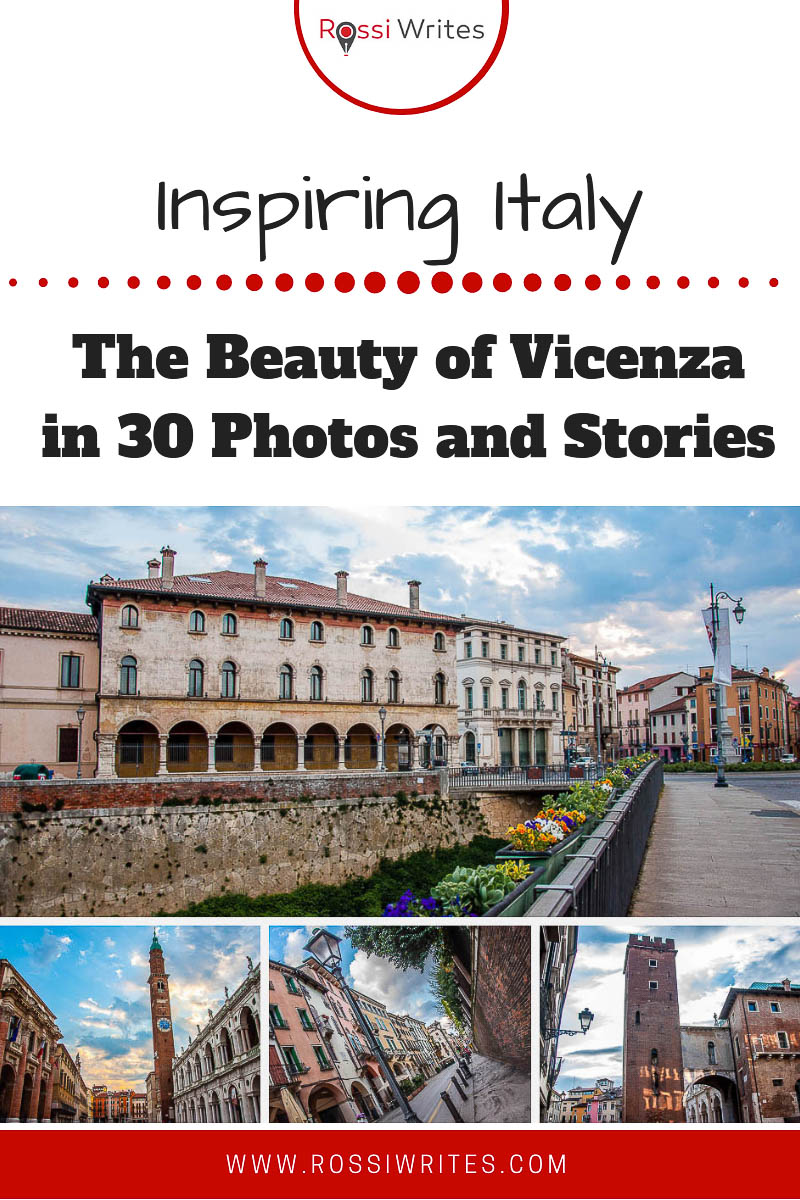 Discover the beauty of Vicenza, Italy in 30 photos and stories. Find out curious information and places to visit in this Northern Italian city. #travel #ilikeitaly #visitveneto #italy