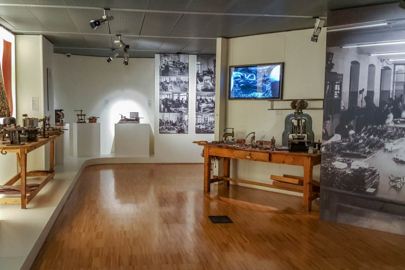Inside the Optical and Eyewear Museum - Pieve di Cadore, Veneto, Italy - www.rossiwrites.com