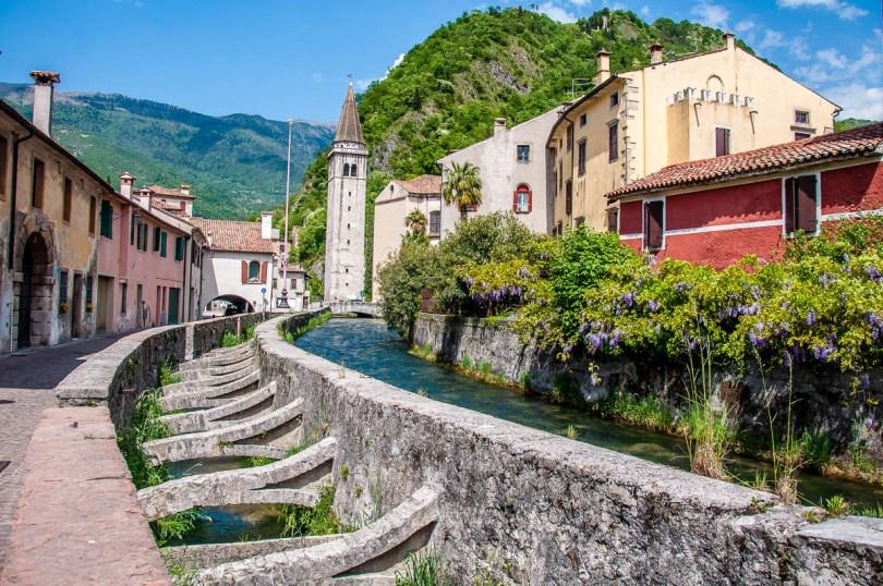 Serravalle - Vittorio Veneto - Italy - rossiwrites.com