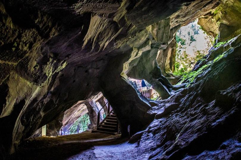 Cave - Grotte di Caglieron, Fregona, Veneto, Italy - www.rossiwrites.com
