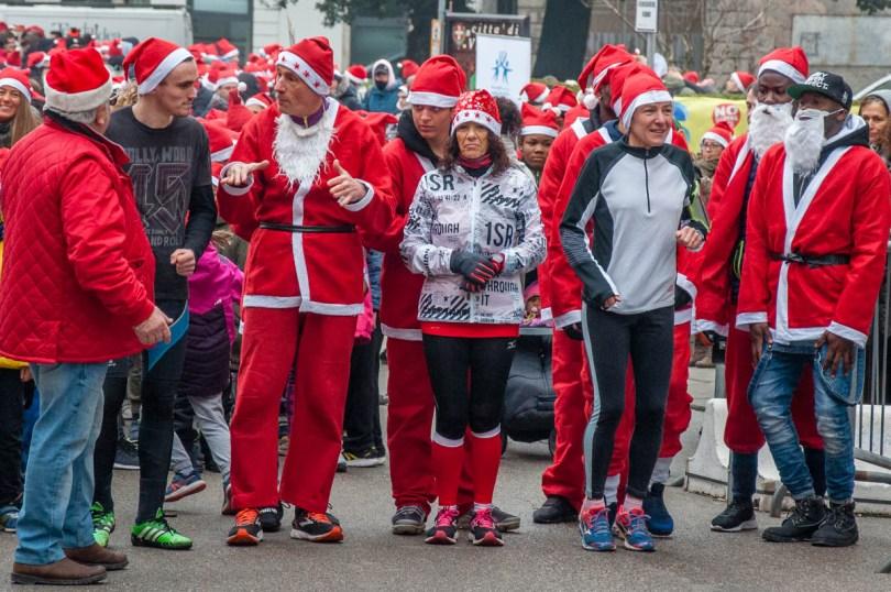 Santa Run 2018 - Vicenza, Veneto, Italy - www.rossiwrites.com