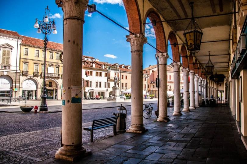 View of Rovigo, Veneto, Italy - www.rossiwrites.com
