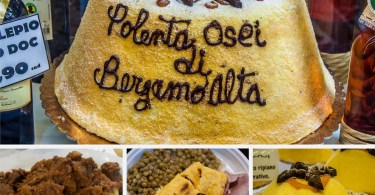 What is Polenta Or 10 Reasons Why You Should Eat Polenta When in Northern Italy - www.rossiwrites.com