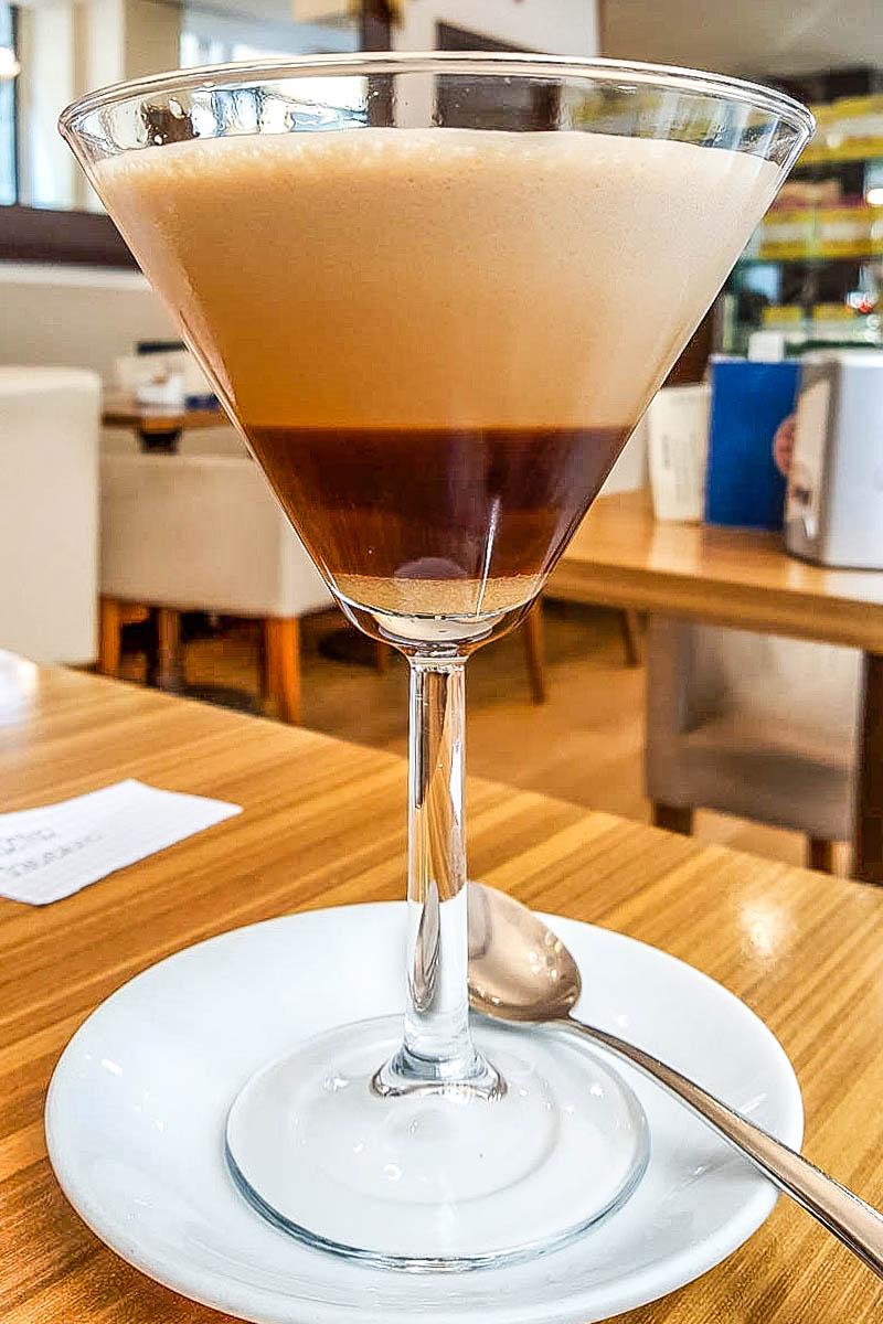 Caffe shakerato - Vicenza, Italy - rossiwrites.com