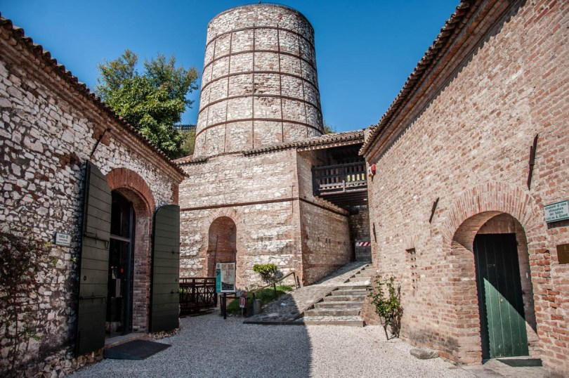 Museo Cava Bomba - Cinto Euganeo, Veneto, Italy - www.rossiwrites.com