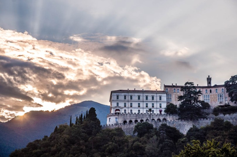 Castel Brando - Cison di Valmarino, Veneto, Italy - rossiwrites.com