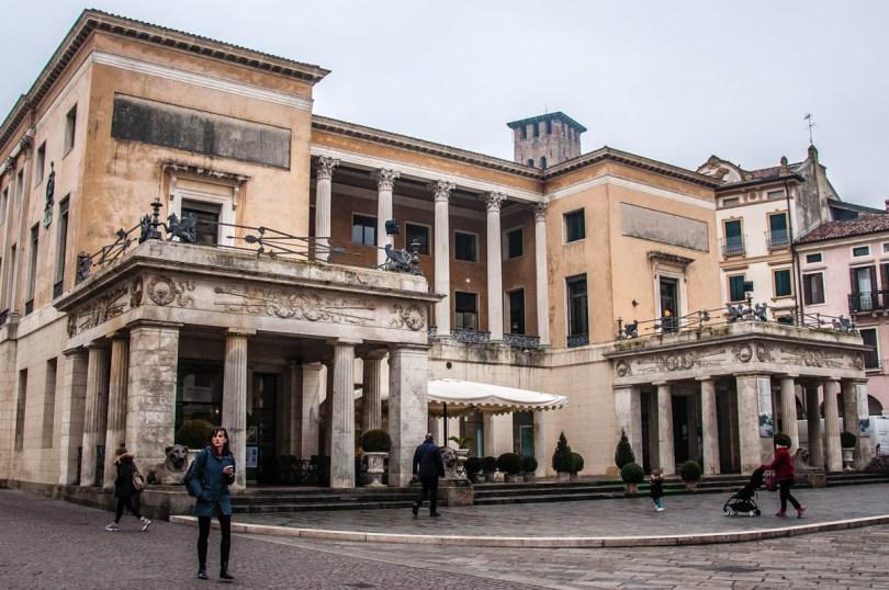 Caffe Pedrocchi - Padua, Italy - rossiwrites.com