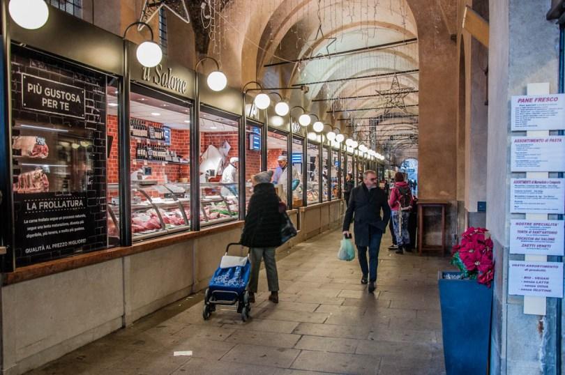 Sotto Il Salone - Palazzo della Ragione - Padua, Italy - rossiwrites.com