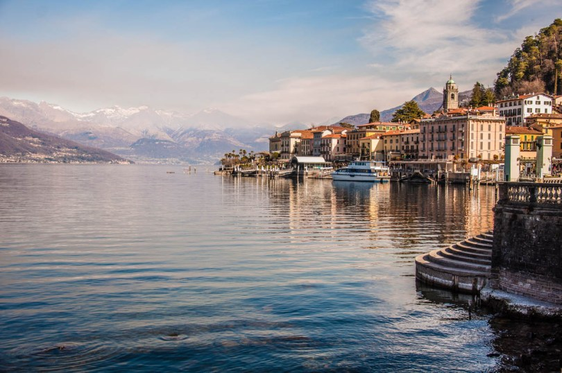 View of Bellagio - Lake Como, Lombardy, Italy - rossiwrites.com