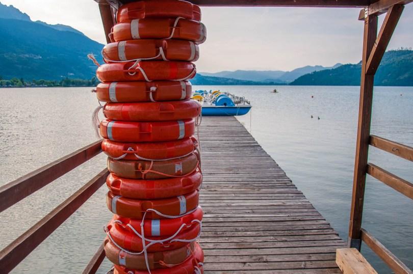 Lake Caldonazzo - Trentino, Italy - rossiwrites.com