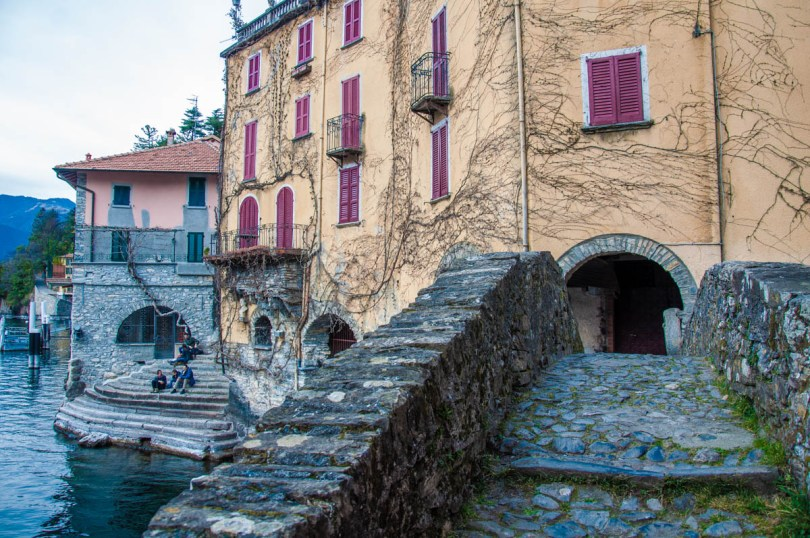 Stone Bridge - Nesso - Lake Como, Lombardy, Italy - rossiwrites.com