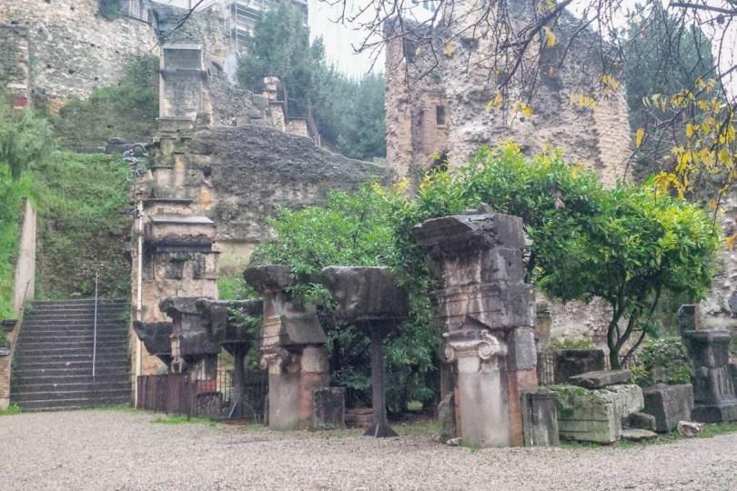 Archaeological Museum - Verona, Veneto, Italy - rossiwrites.com