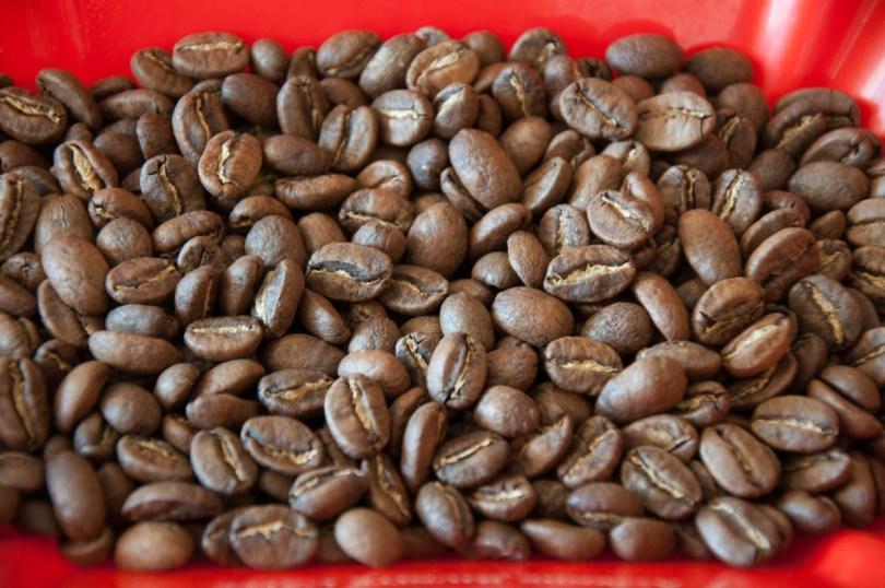 Coffee beans - Torrefazione Cannaregio, Venice, Italy - rossiwrites.com