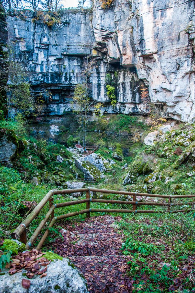 Covolo di Camposilvano in the Lessinia Hills - Province of Verona, Veneto, Italy - rossiwrites.com