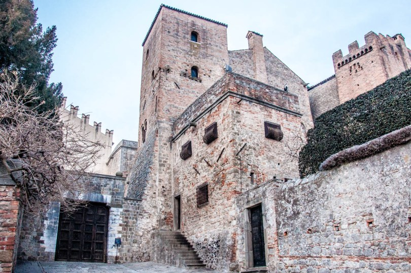 Monselice Castle - Veneto, Italy - rossiwrites.com