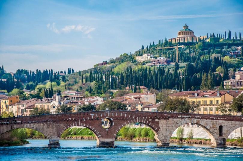 Ponte Pietra - Verona, Veneto, Italy - rossiwrites.com